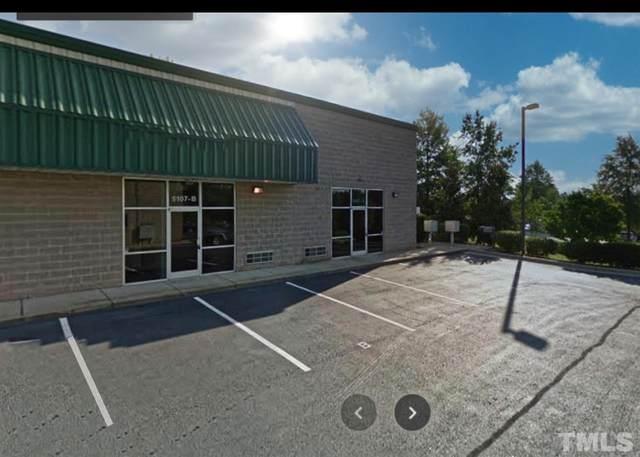 5107 Unicon Drive B, Wake Forest, NC  (#2368013) :: Scott Korbin Team