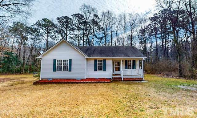150 Hilltop Drive, Four Oaks, NC 27524 (#2368054) :: The Rodney Carroll Team with Hometowne Realty