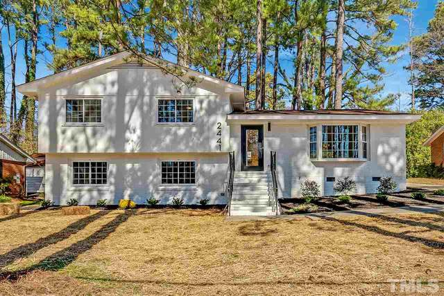 2441 Bertie Drive, Raleigh, NC 27610 (#2368690) :: Masha Halpern Boutique Real Estate Group