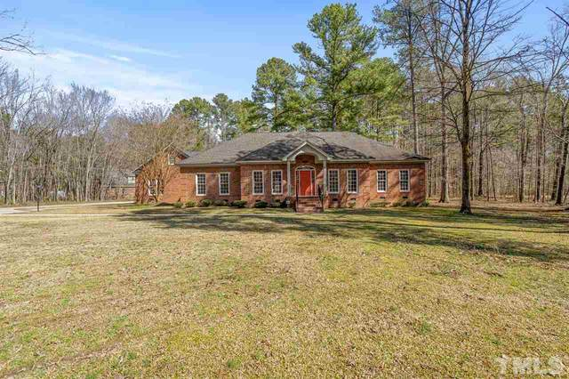 1535 Green Meadow Lane, Rocky Mount, NC 27804 (#2369094) :: Real Estate By Design