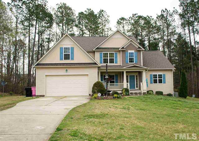 165 Roasted Nut Lane, Smithfield, NC 27577 (#2369277) :: Triangle Just Listed