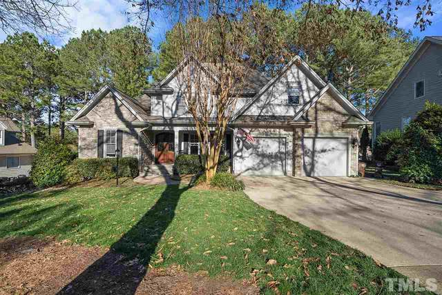 759 Heritage Arbor Drive, Wake Forest, NC 27587 (#2369291) :: The Jim Allen Group