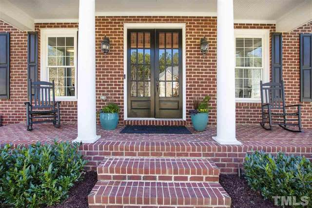 105 Aspenridge Drive, Holly Springs, NC 27540 (#2369304) :: Choice Residential Real Estate