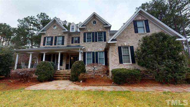 10004 Crystal Cove Court, Chapel Hill, NC 27517 (#2369355) :: Choice Residential Real Estate