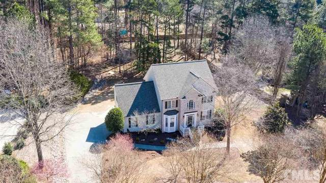 7608 Chouder Lane, Wake Forest, NC 27587 (#2369403) :: Steve Gunter Team