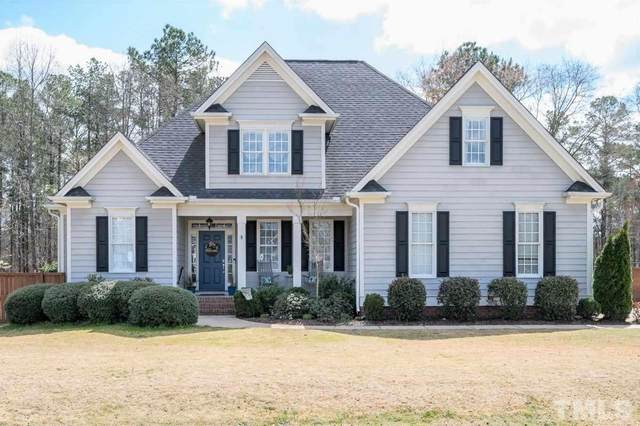 6013 Hunley Drive, Holly Springs, NC 27540 (#2369544) :: Triangle Top Choice Realty, LLC
