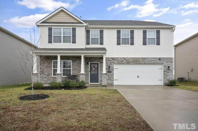 141 Gaillardia Way, Clayton, NC 27527 (#2369547) :: The Beth Hines Team