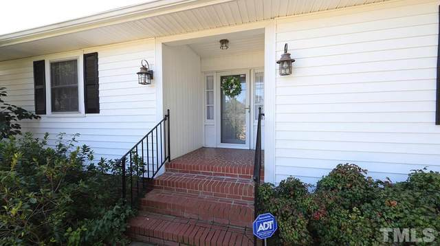 905 S 10th Street, Lillington, NC 27546 (MLS #2369598) :: The Oceanaire Realty