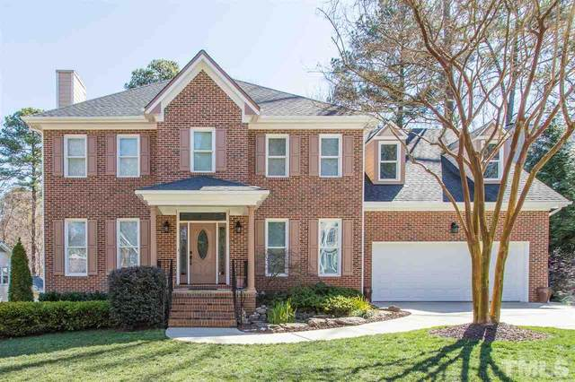 102 N Tamilynn Circle, Cary, NC 27513 (#2369622) :: Steve Gunter Team