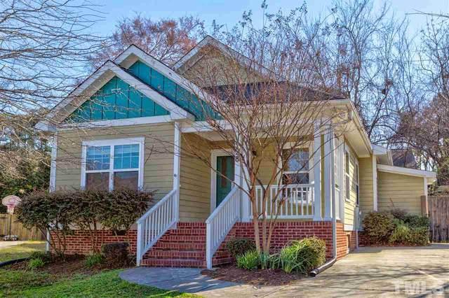 928 Dorothy Sanders Way, Raleigh, NC 27601 (#2369680) :: Classic Carolina Realty