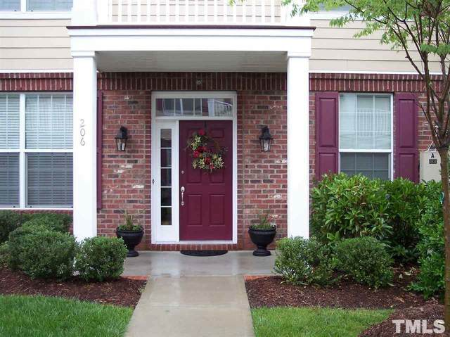 9221 Calabria Drive #206, Raleigh, NC 27617 (#2369697) :: M&J Realty Group