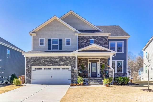 8521 Virgils Farm Road, Apex, NC 27523 (#2369768) :: Sara Kate Homes