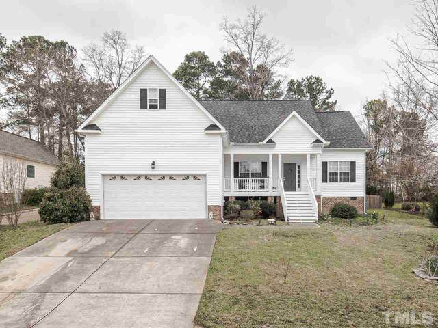7820 Lagenaria Drive, Angier, NC 27501 (#2369815) :: Choice Residential Real Estate