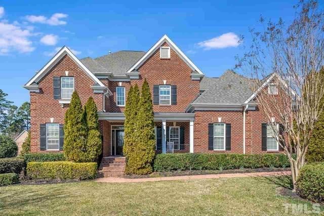 1436 Carpenter Town Lane, Cary, NC 27519 (#2369867) :: Classic Carolina Realty