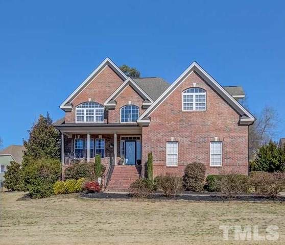 265 Tallowwood Drive, Garner, NC 27529 (MLS #2370005) :: The Oceanaire Realty