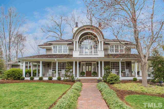 217 Lancaster Drive, Chapel Hill, NC 27517 (#2370038) :: Choice Residential Real Estate
