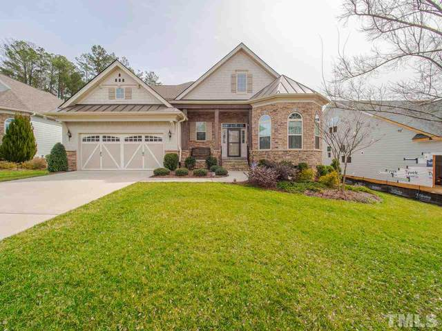 1641 Hasentree Villa Lane, Wake Forest, NC 27587 (MLS #2370047) :: The Oceanaire Realty
