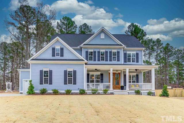 217 Congleton Way, Holly Springs, NC 27540 (MLS #2370127) :: On Point Realty