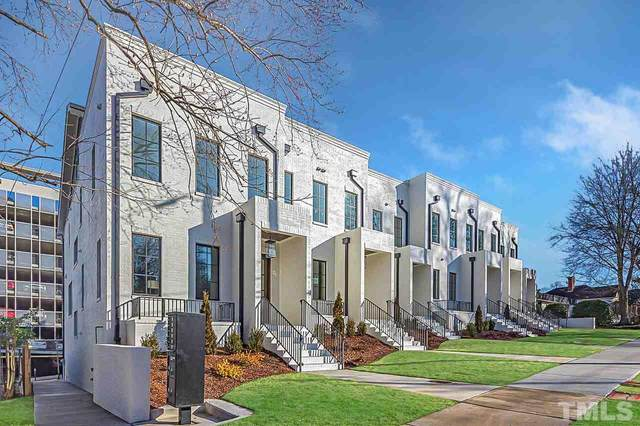 418 1/2 (MODEL) St Marys Street, Raleigh, NC 27605 (#2370187) :: Choice Residential Real Estate
