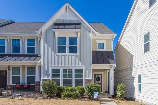 912 Ambergate Station, Apex, NC 27502 (MLS #2370200) :: EXIT Realty Preferred