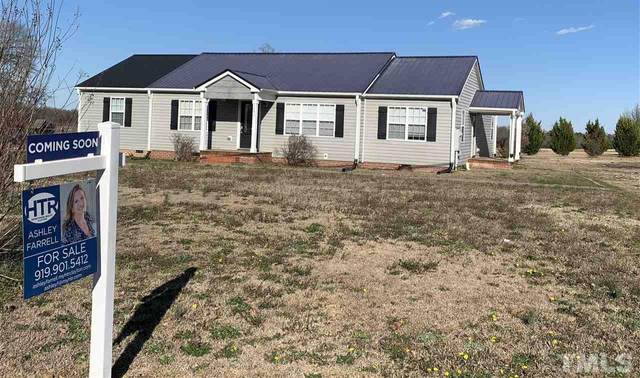 3480 Old Stage Road, Angier, NC 27501 (MLS #2370212) :: The Oceanaire Realty