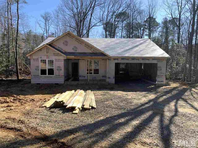 174 Sequoia Drive, Louisburg, NC 27549 (#2370220) :: Real Estate By Design