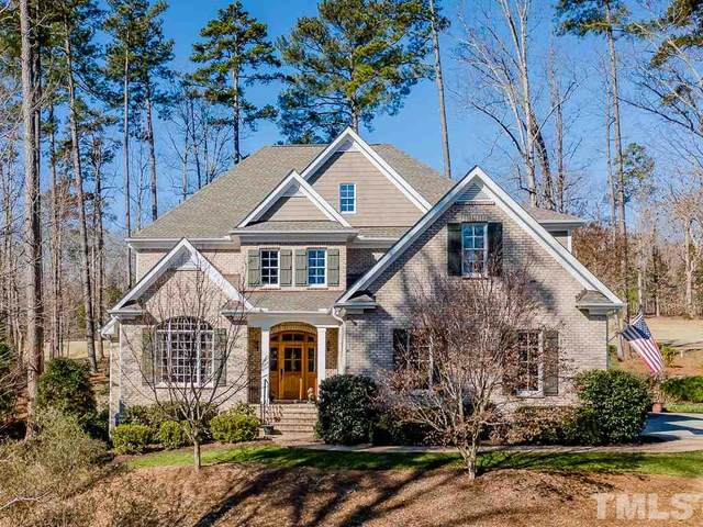 313 Davis Love Drive, Chapel Hill, NC 27517 (#2370229) :: The Jim Allen Group