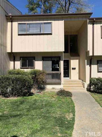 719 E Millbrook Road #719, Raleigh, NC 27609 (#2370506) :: Real Properties