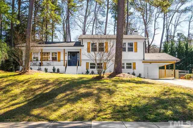 4808 Quail Hollow Drive, Raleigh, NC 27609 (#2370518) :: Steve Gunter Team