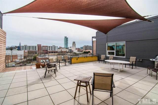 130 Hunt Street #107, Durham, NC 27701 (#2370521) :: Choice Residential Real Estate