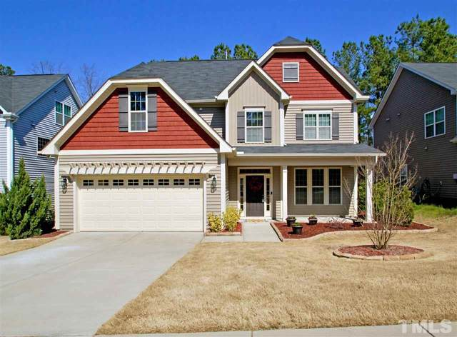112 Ladys Mantle Lane, Holly Springs, NC 27540 (#2370526) :: The Jim Allen Group