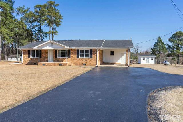 6156 Old Us 421 Road, Lillington, NC 27546 (#2370548) :: The Rodney Carroll Team with Hometowne Realty