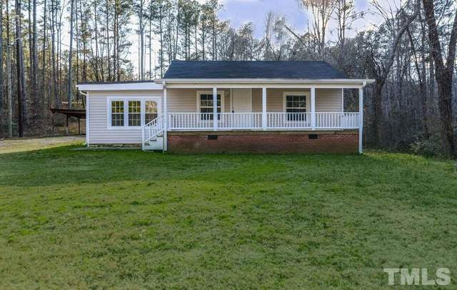 861 South River Road, Lillington, NC 27546 (#2370793) :: RE/MAX Real Estate Service