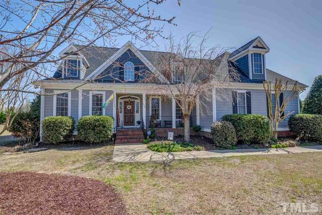 635 Near Post Drive, Fuquay Varina, NC 27526 (#2370797) :: Rachel Kendall Team