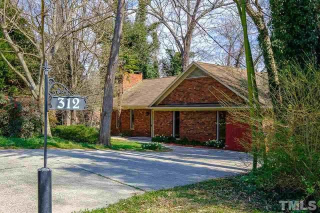 312 N Hassel Street, Hillsborough, NC 27278 (#2370891) :: Steve Gunter Team