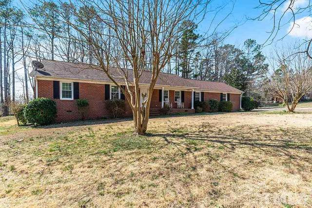 50 Rolling Acres Road, Youngsville, NC 27596 (#2370906) :: Rachel Kendall Team