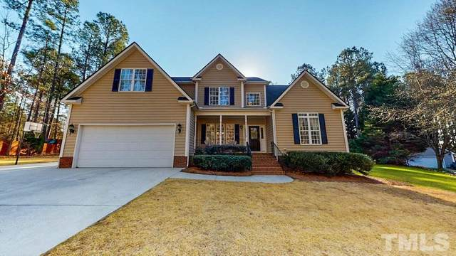 379 Cameron Drive, Raleigh, NC 27603 (MLS #2371061) :: On Point Realty
