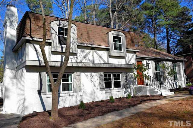 6516 Brookhollow Drive, Raleigh, NC 27615 (#2371179) :: Choice Residential Real Estate