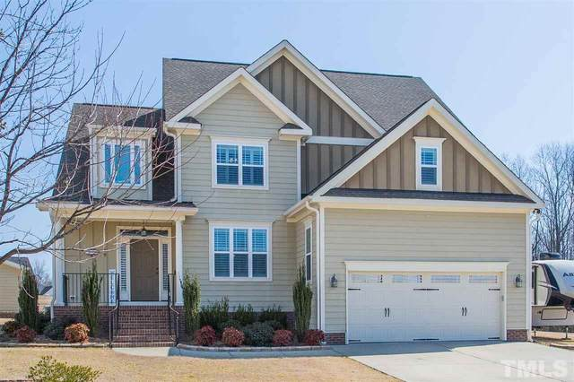 79 S Creekcrest Court, Angier, NC 27501 (#2371189) :: Choice Residential Real Estate