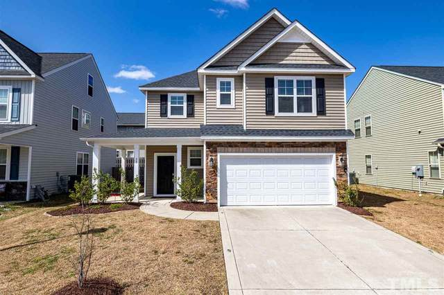 57 Heron Point Way, Garner, NC 27529 (#2371240) :: Choice Residential Real Estate