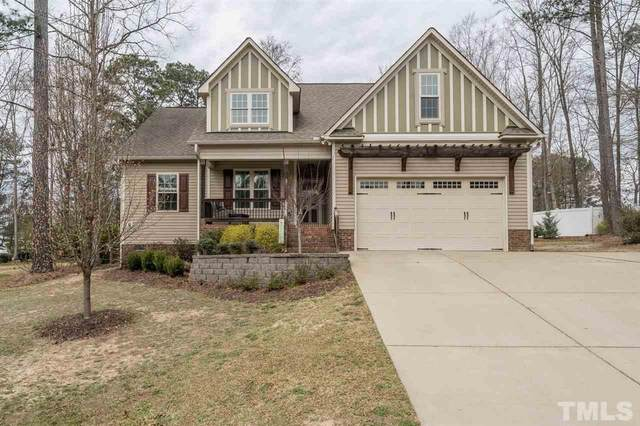 110 Kingland Drive, Angier, NC 27501 (#2371347) :: Real Estate By Design