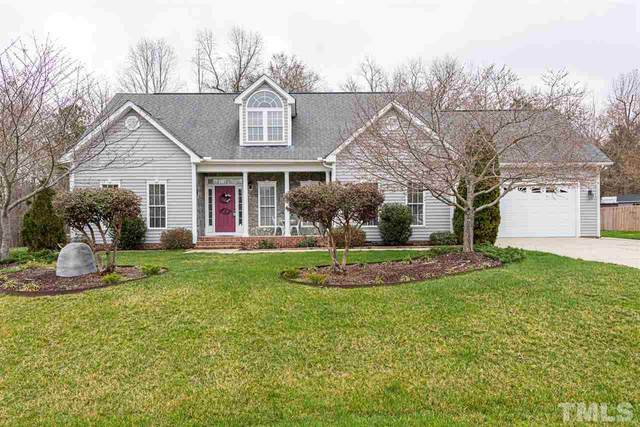 7721 Cortona Way, Wendell, NC 27591 (#2371366) :: Choice Residential Real Estate