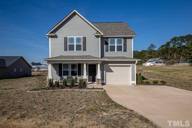 92 Sherrill Farm Drive, Benson, NC 27504 (#2371410) :: Masha Halpern Boutique Real Estate Group