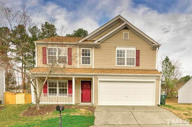 4 Ledgerock Way, Durham, NC 27703 (#2371465) :: The Rodney Carroll Team with Hometowne Realty