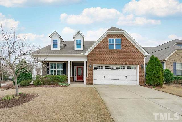 212 Silver Bluff Street, Holly Springs, NC 27540 (MLS #2371503) :: EXIT Realty Preferred