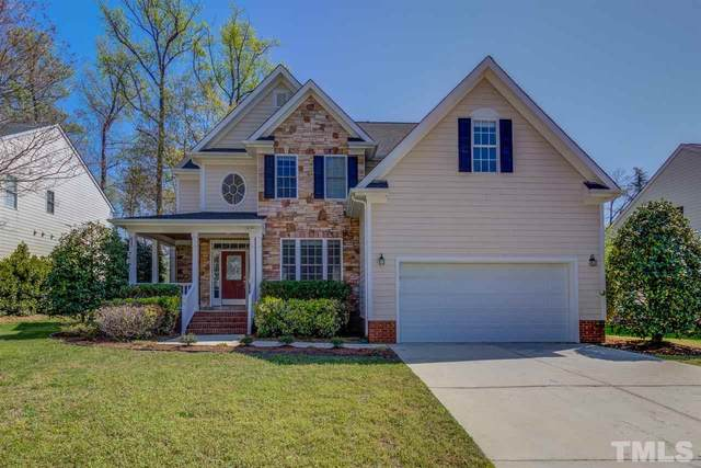 9712 Clover Bank Street, Wake Forest, NC 27587 (#2371553) :: Steve Gunter Team