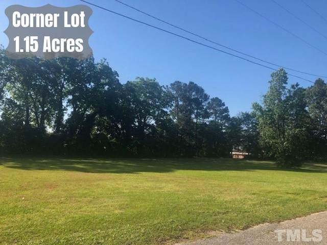 0 S 8th Street, Lillington, NC 27546 (MLS #2371575) :: The Oceanaire Realty