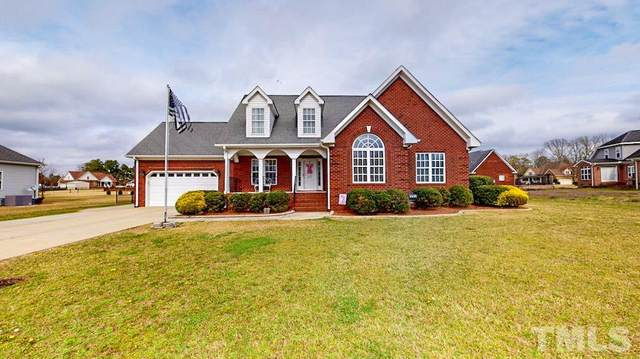 117 Highwoods Drive, Goldsboro, NC 27530 (#2371857) :: Choice Residential Real Estate