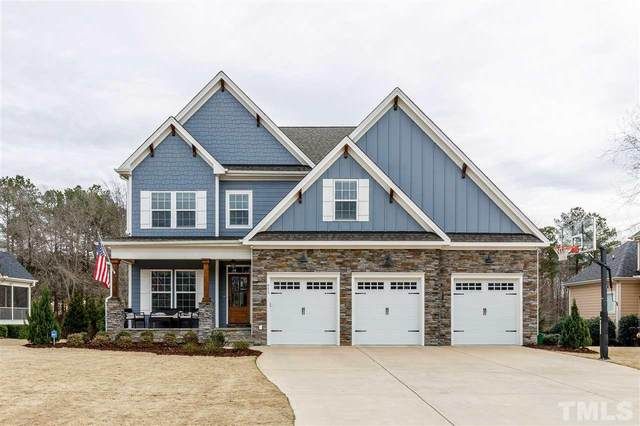 953 Riverwood Drive, Clayton, NC 27527 (#2371988) :: The Rodney Carroll Team with Hometowne Realty