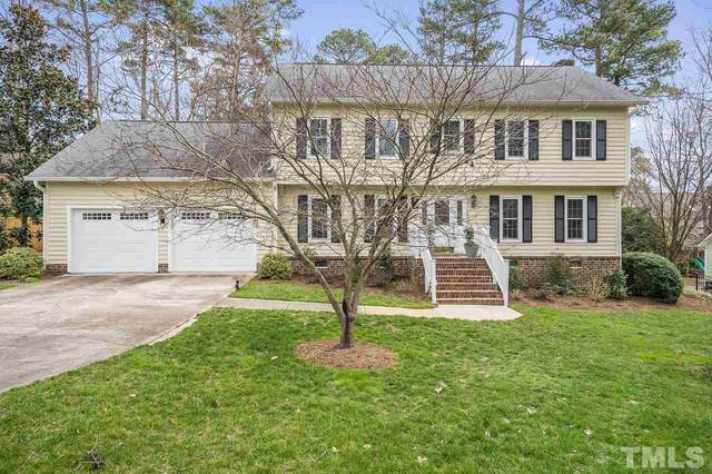 8824 Windjammer Drive, Raleigh, NC 27615 (#2372100) :: Real Estate By Design